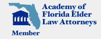 Attorney Collett P. Small is a member of the Academy Of Florida Elder Law Attorneys